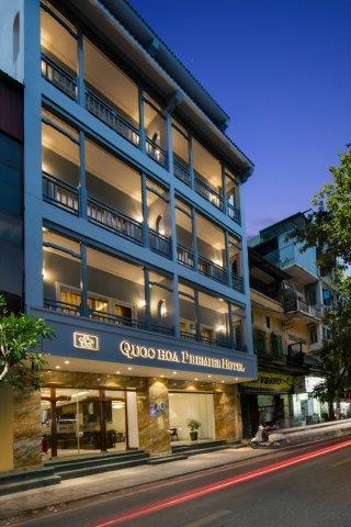 Quoc hoa premier hotel hanoi for Design boutique hotel hanoi