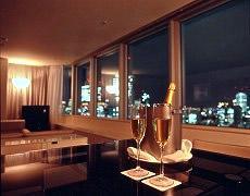赤坂プリンスホテルスイートルーム
