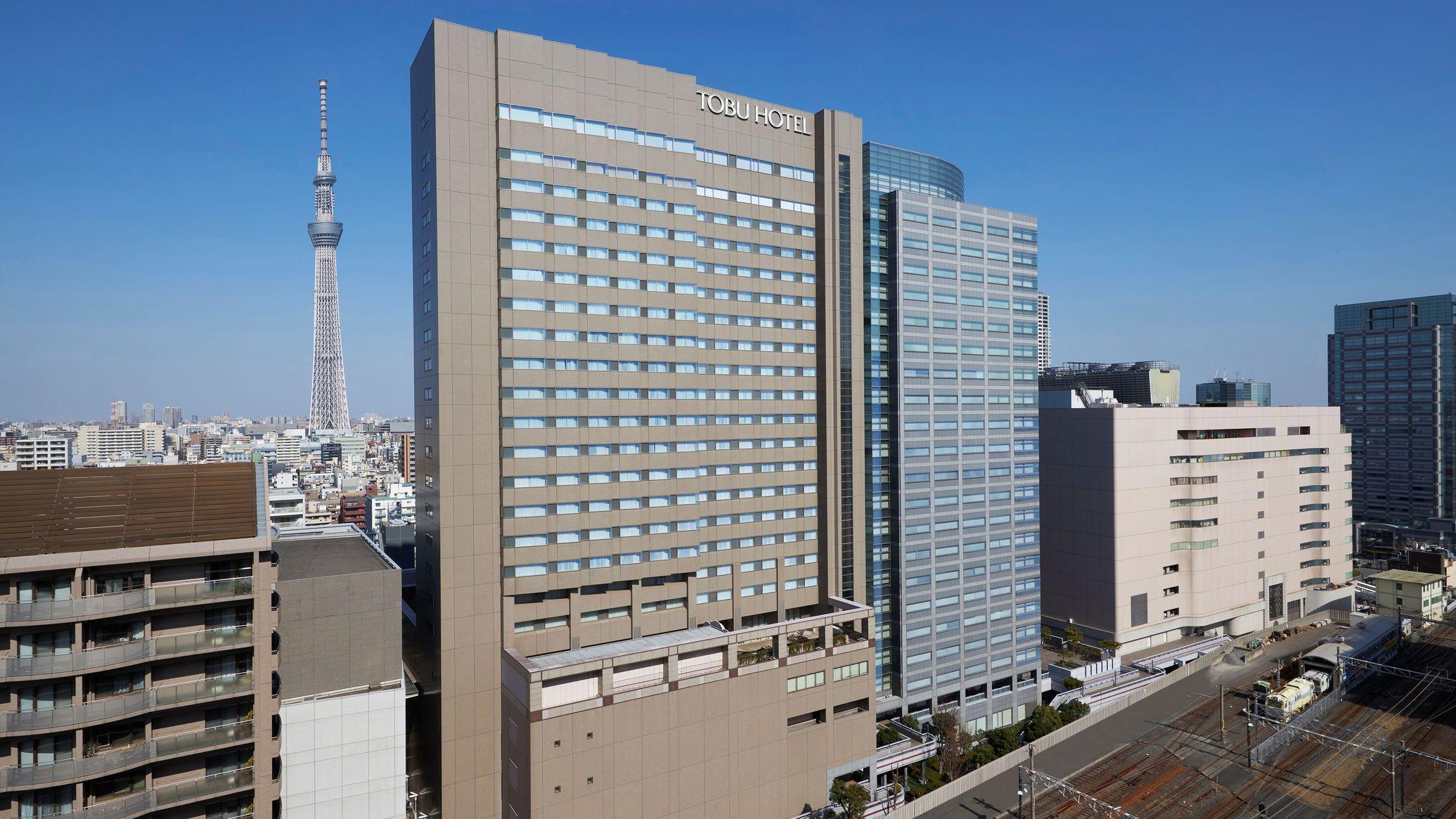 【ホテル】東武ホテルレバント東京