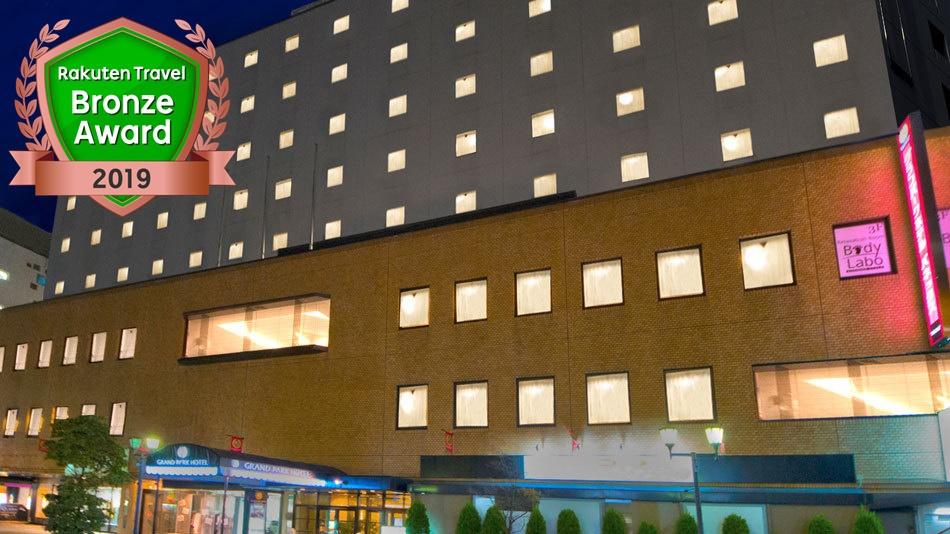 グランパークホテル パネックスいわき image