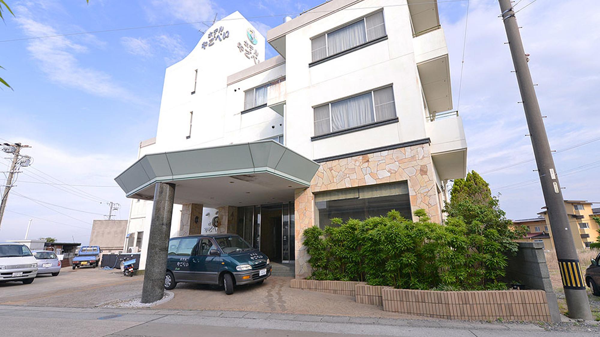 日間賀島 ホテルやごべい image