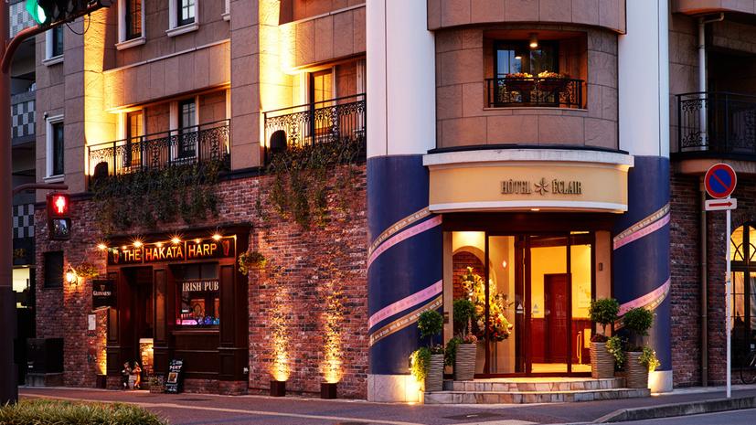 ホテルエクレール博多 image
