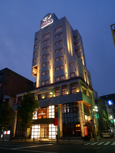 ホテル ココ・グラン上野不忍(うえのしのばず)