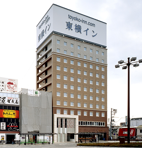 東横イン東広島西条駅前 image