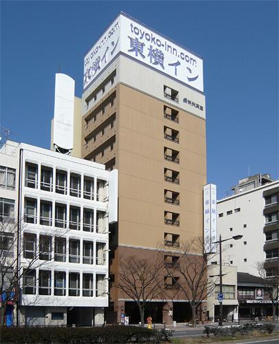 東横イン下関海峡ゆめタワー前(旧:下関駅東口)