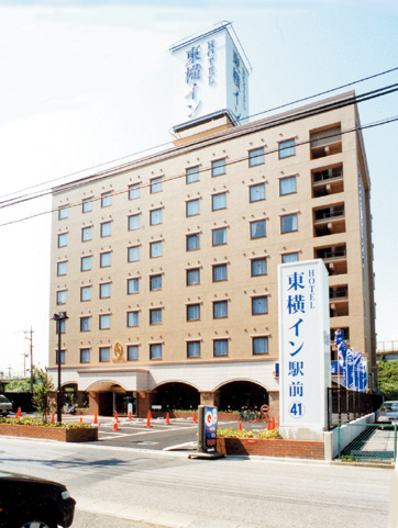 東横イン埼玉三郷駅前 image