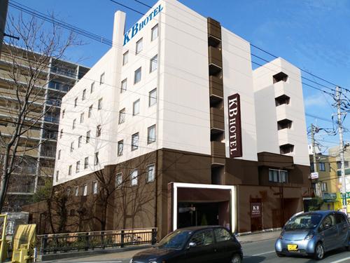熊本KBホテル image