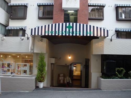 FOR LEAVES INN 上本町