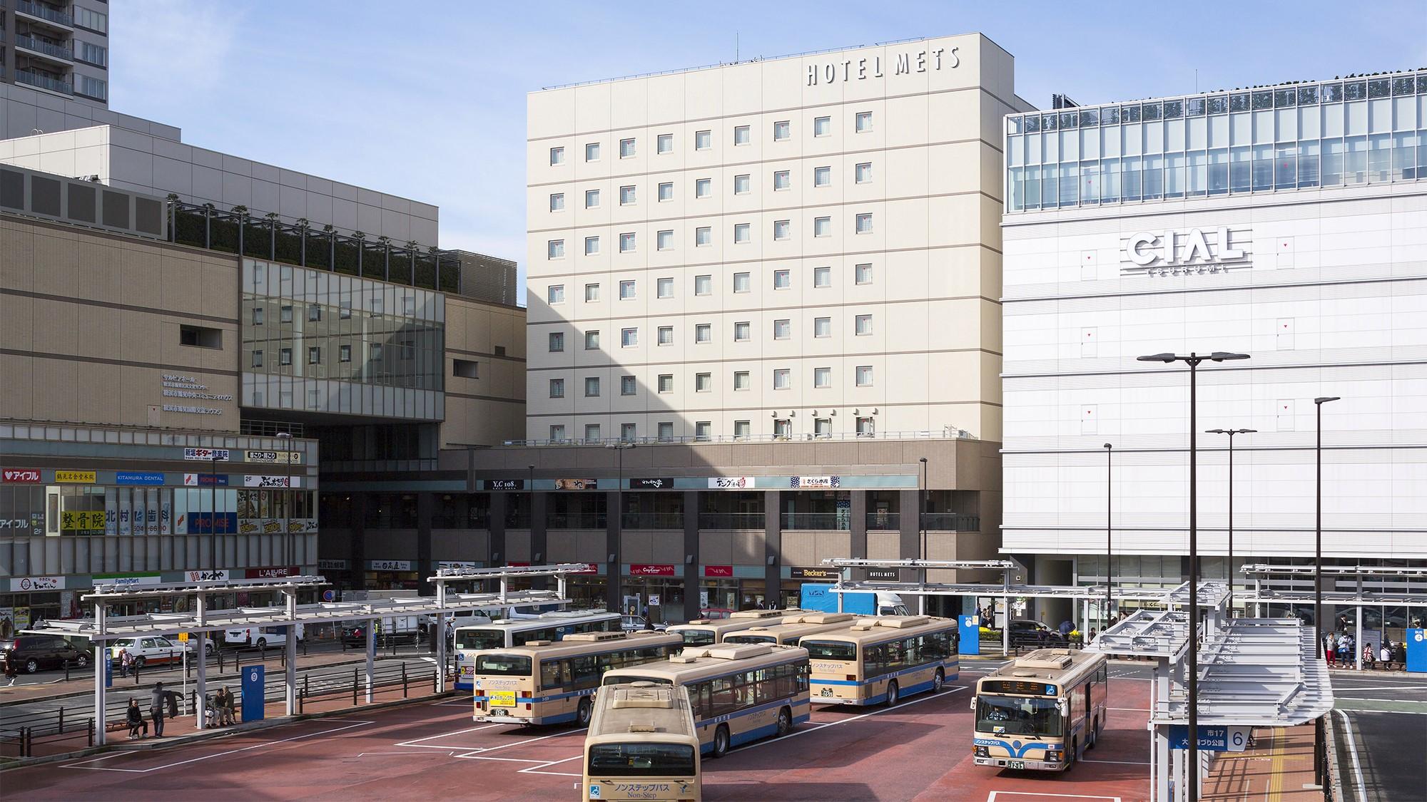 JR東日本ホテルメッツ横浜鶴見 image