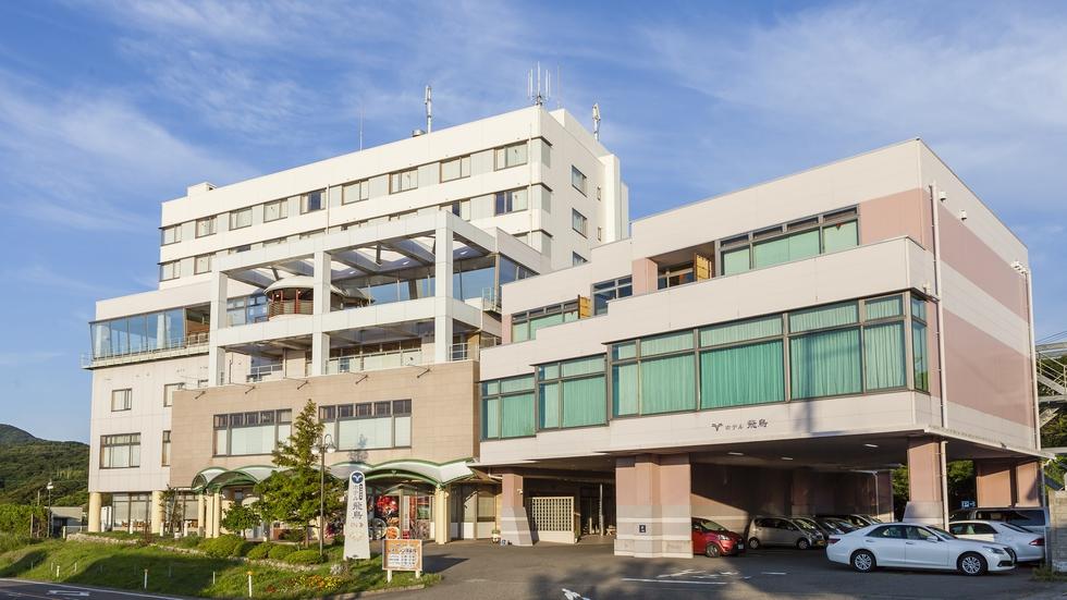 寺泊岬温泉 ホテル飛鳥 image