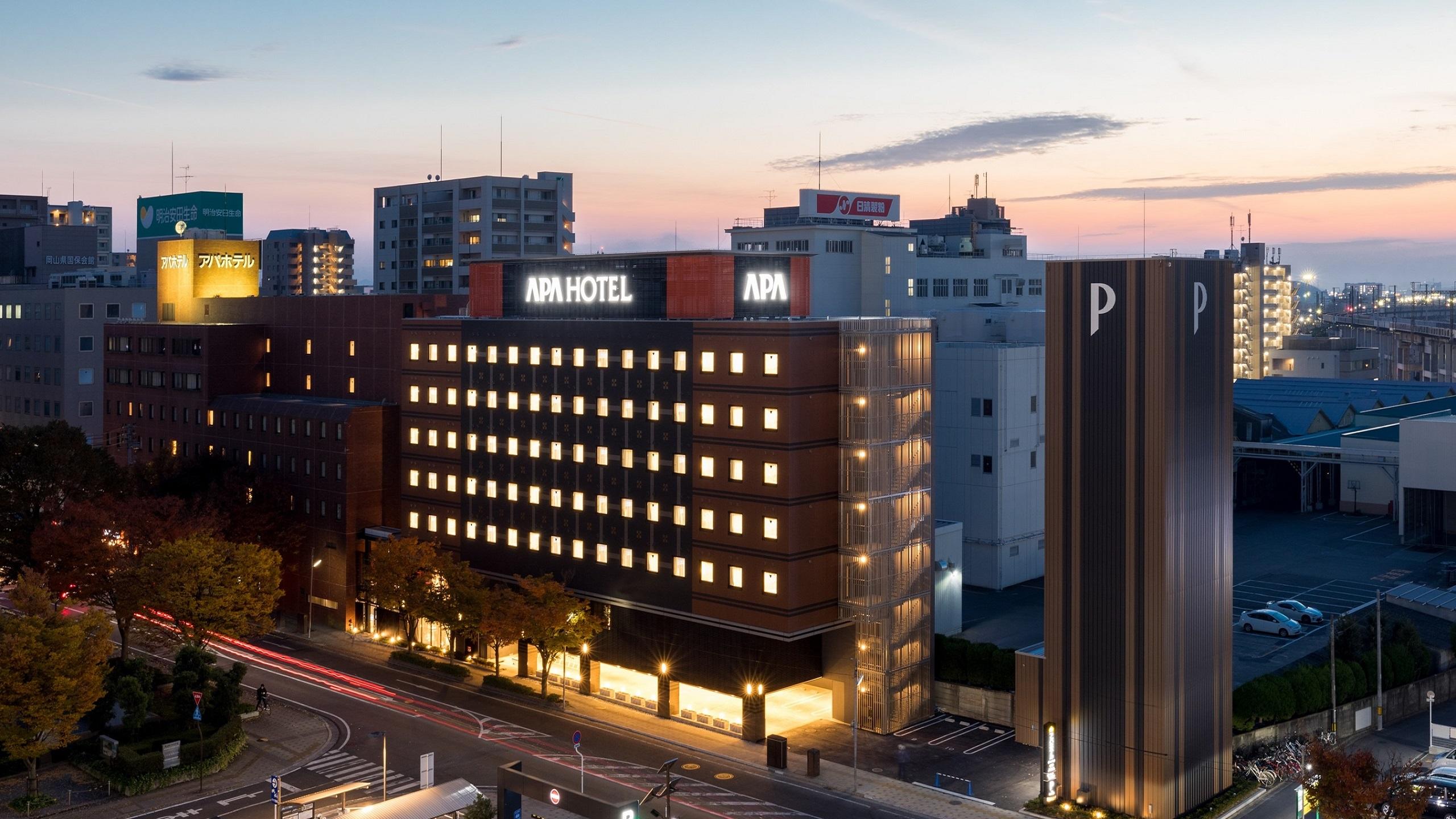 アパホテル<岡山駅前> image