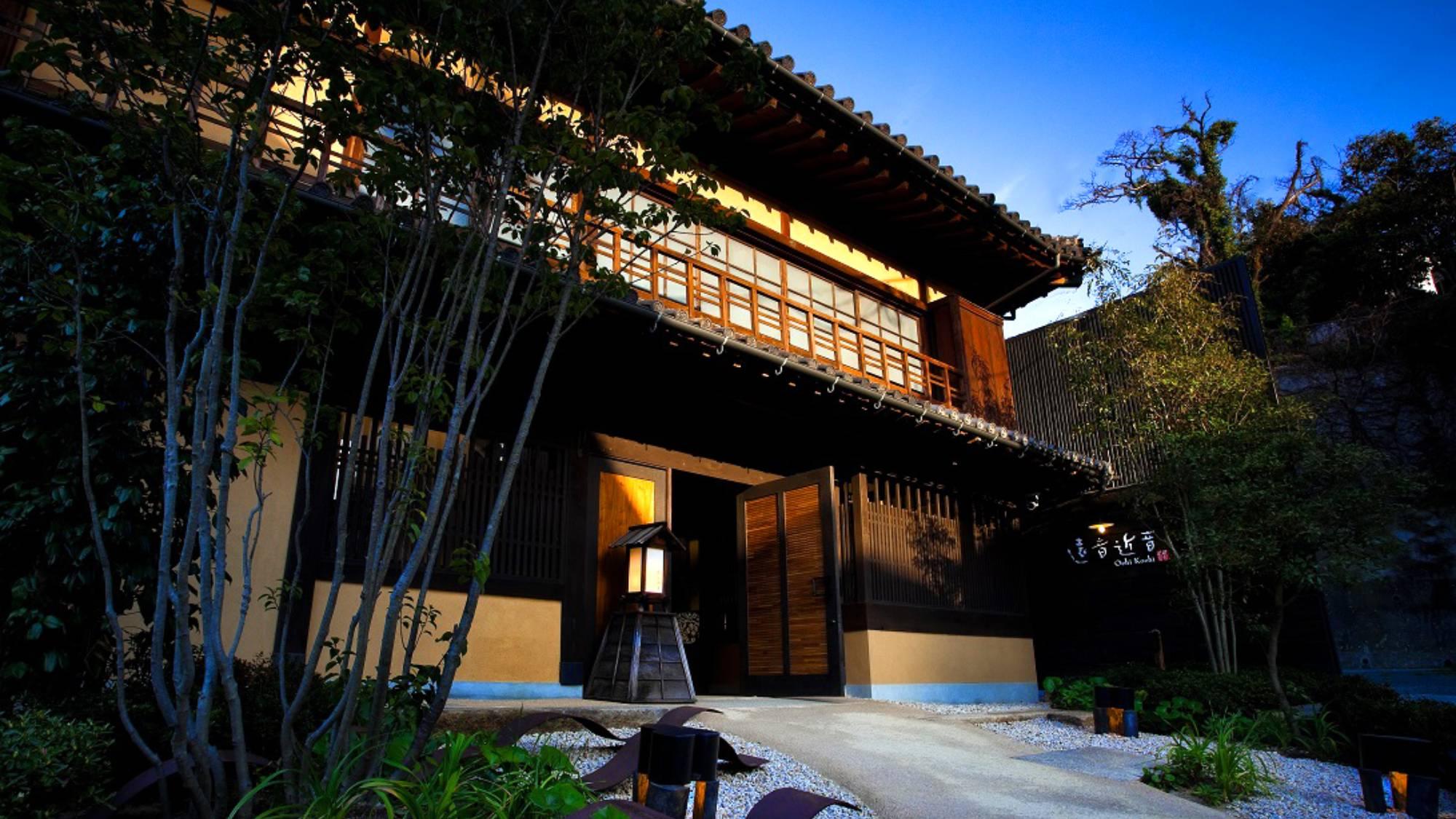 鞆の浦温泉 汀邸 遠音近音(みぎわてい をちこち) image
