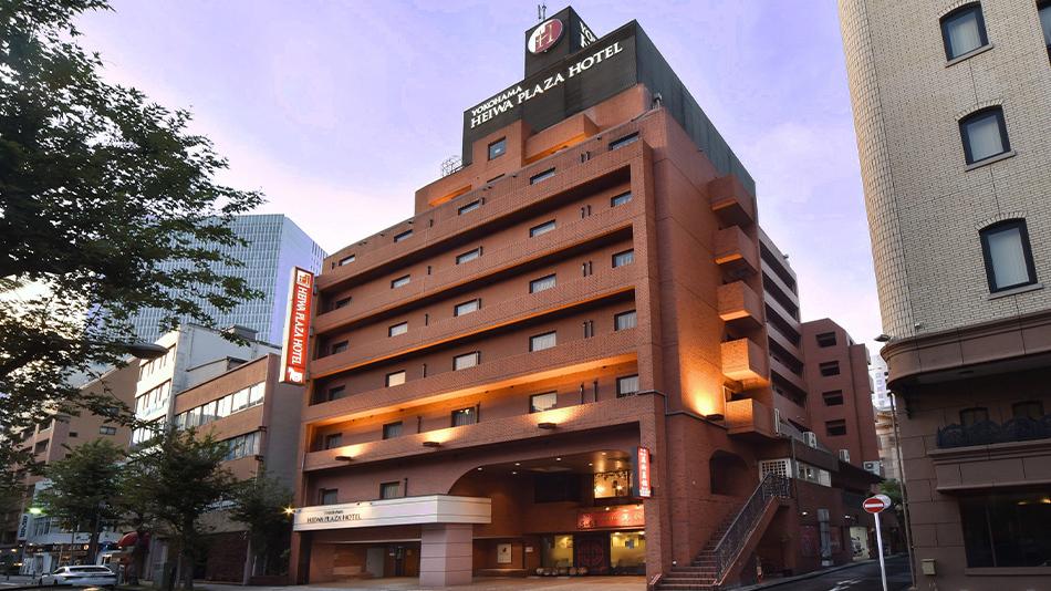 横浜平和プラザホテル image