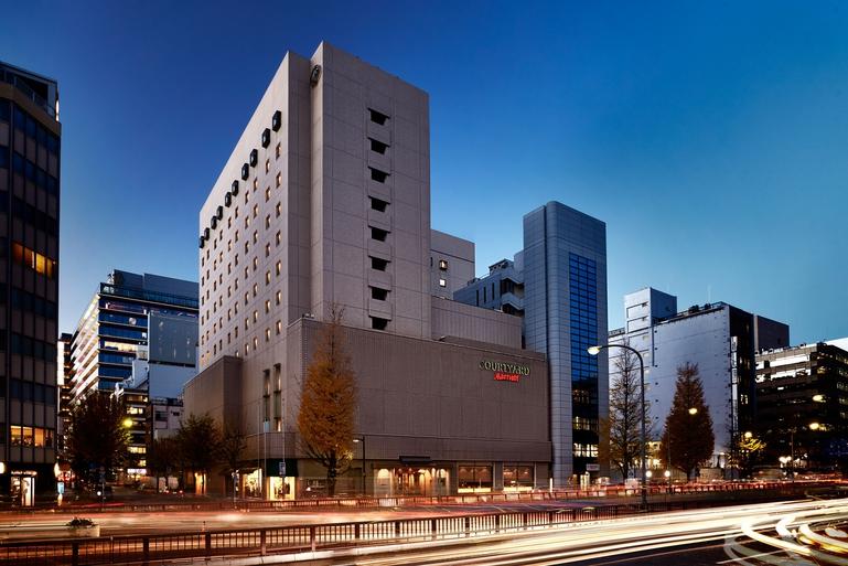コートヤード・マリオット 銀座東武ホテル image