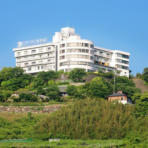 原鶴温泉 ビューホテル平成
