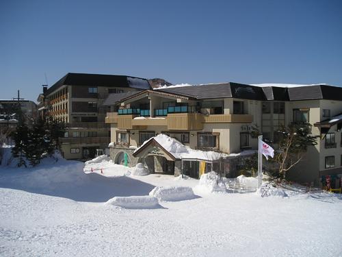 ホテルホゥルス志賀高原