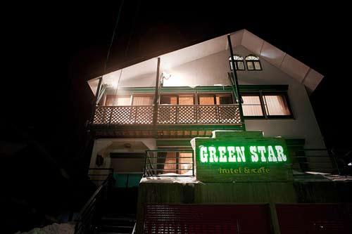 hotel green star(ホテルグリーンスター)