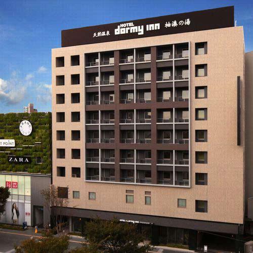 天然温泉 袖湊の湯 ドーミーインPREMIUM博多・キャナルシティ前 image