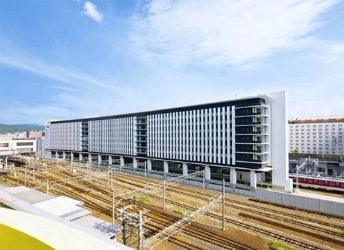 都シティ 近鉄京都駅(旧:ホテル近鉄京都駅) image