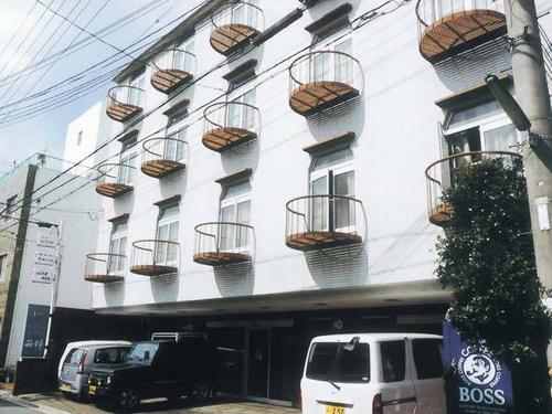 レディースホテル西陣