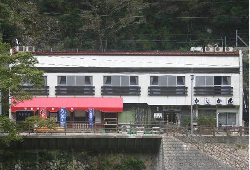 湯原温泉 旅館 かじか荘