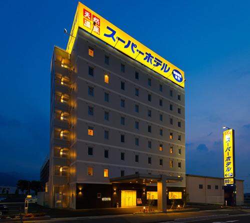 天然温泉「東予の湯」スーパーホテル四国中央
