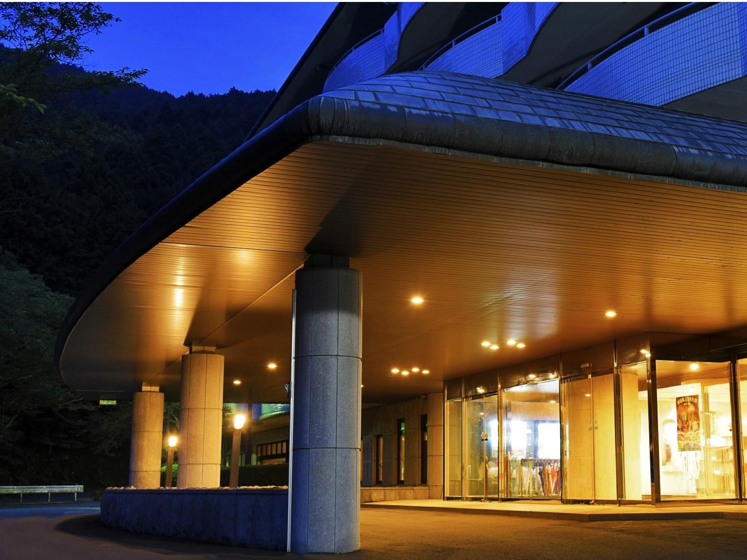 森の絶景露天風呂 熱海 森の温泉ホテル image