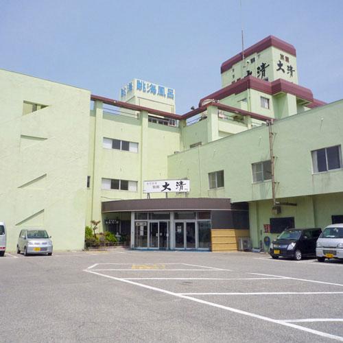 瀬波温泉 旅館大清