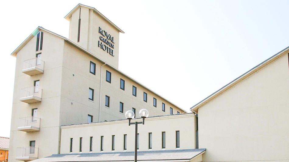 ロイヤルガーデンホテル<徳島県>