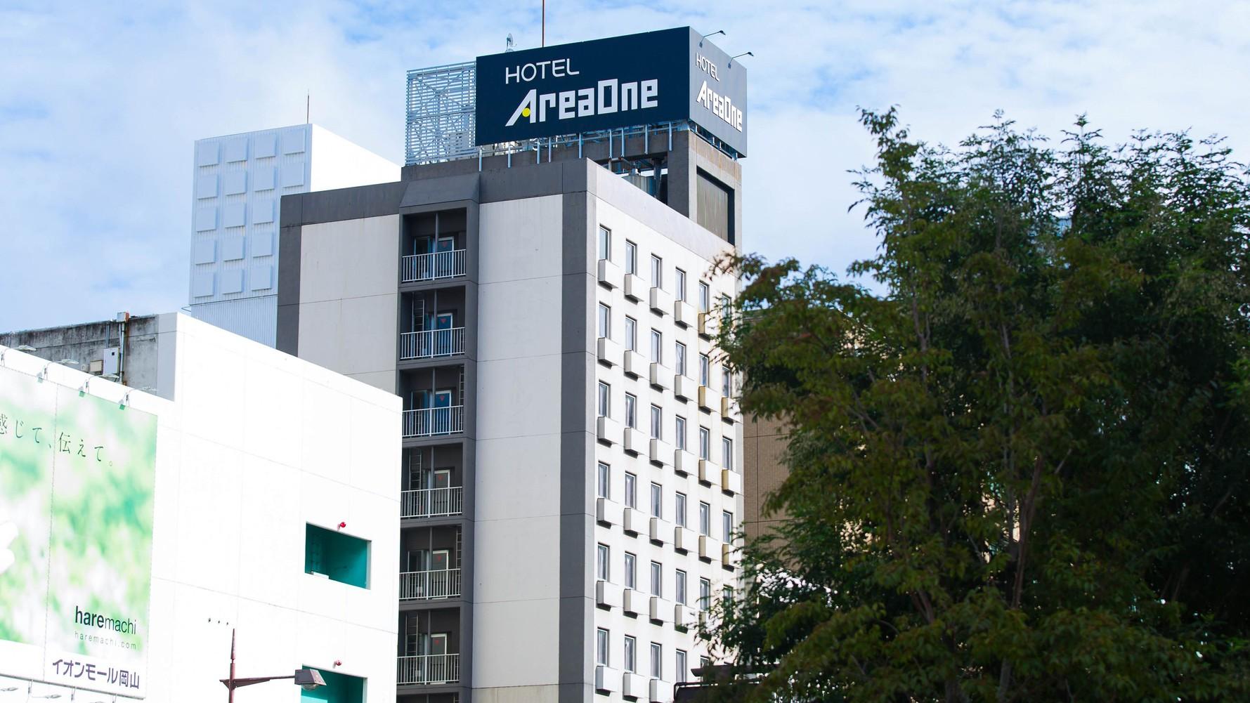 ホテルエリアワン岡山(HOTEL Areaone) image