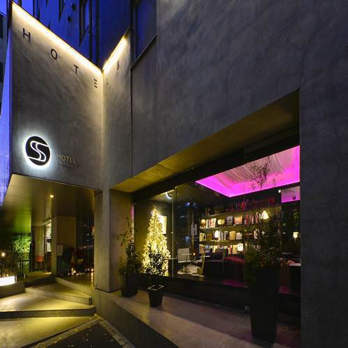 【ホテル】六本木ホテルS