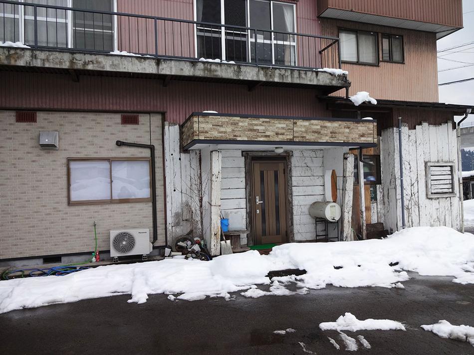 素泊まり専用 マルサン(旧:ちゃんこ・焼肉・民宿いよじ)