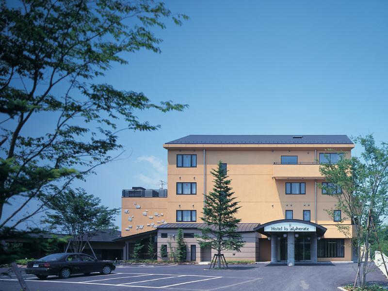 ホテル イオ アルフェラッツ