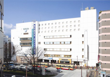 小田急ステ−ションホテル本厚木
