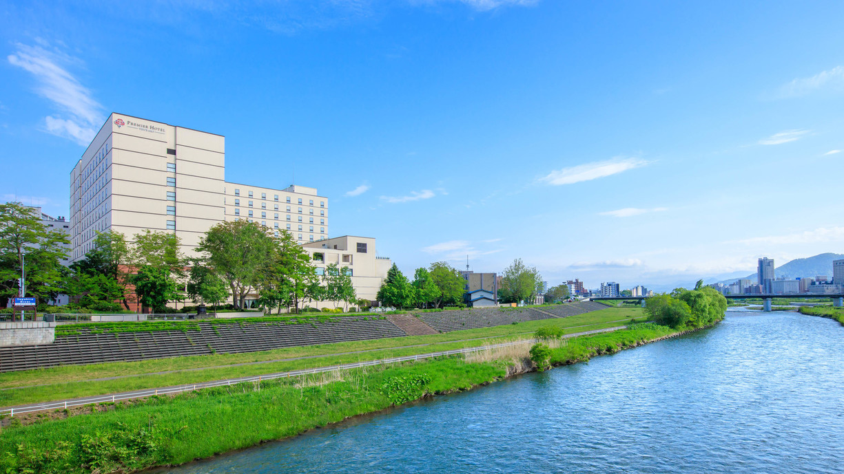 プレミアホテル−TSUBAKI−札幌(旧:ルネッサンス サッポロ ホテル)