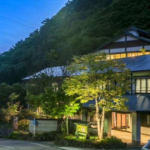 白布温泉 別邸 山の季<タカミヤホテルグループ>