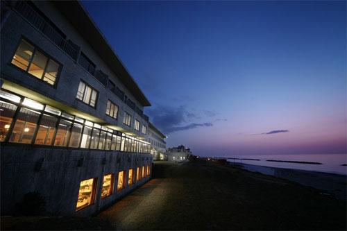 瀬波温泉 ホテル瀬波観光