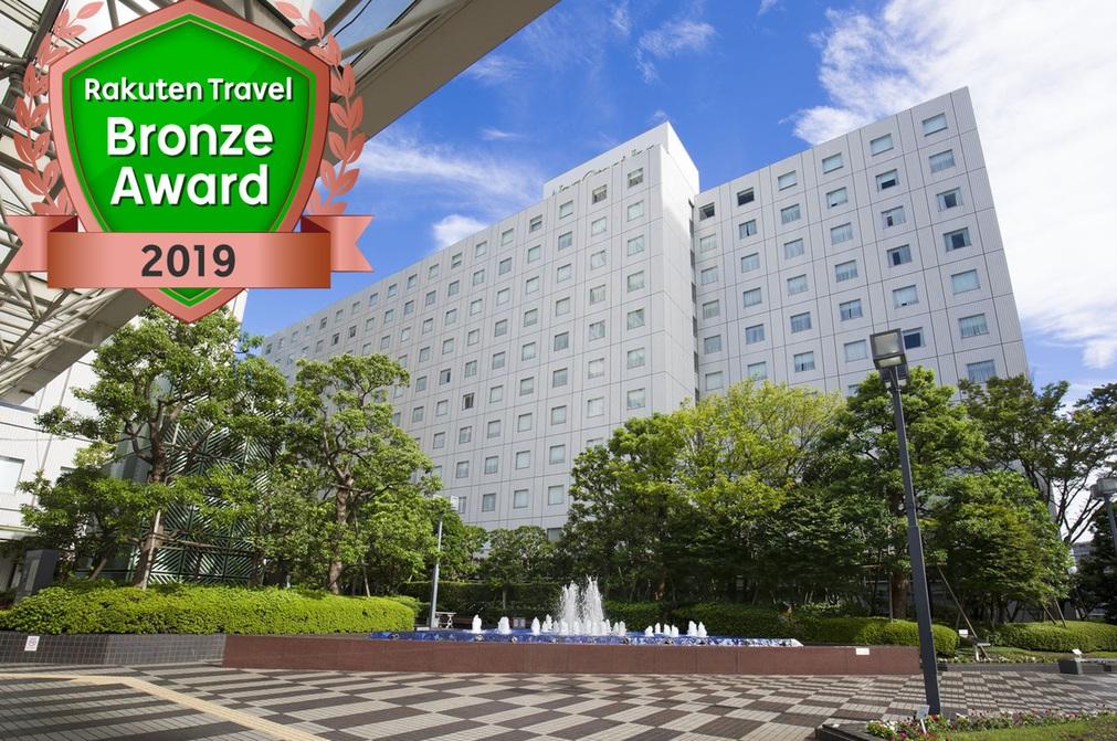【ホテル】ニューオータニイン東京