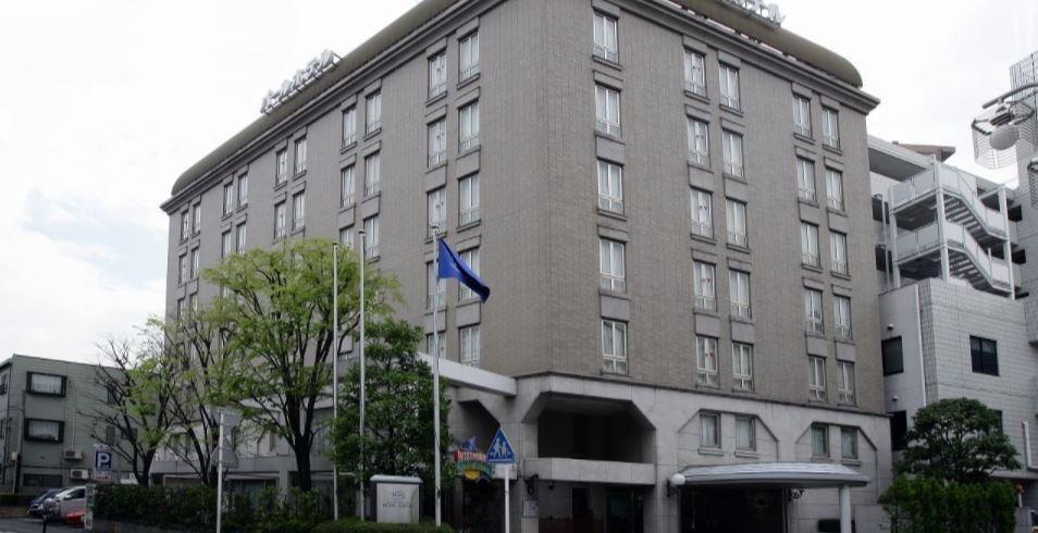 パールホテル溝ノ口