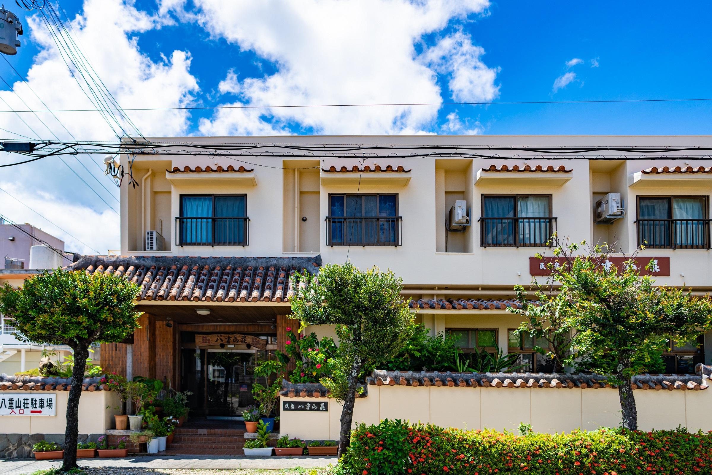 民宿 八重山荘 <石垣島>