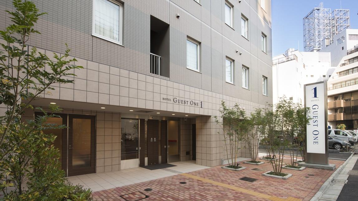 HOTEL Guest1 ホテルゲストワン上野駅前