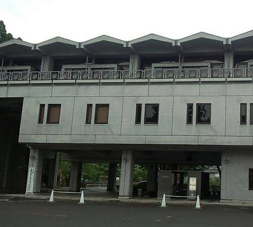 国立京都国際会館 ロッジ