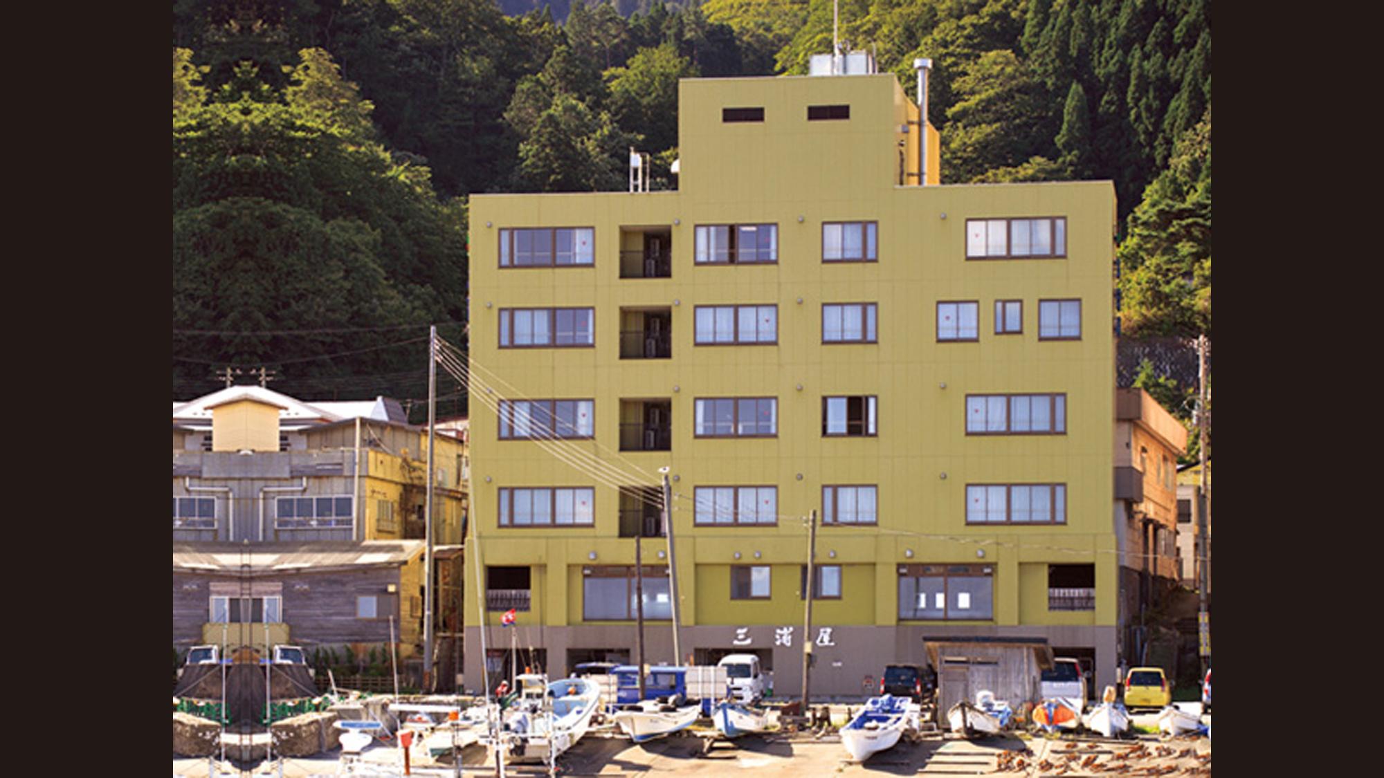 下風呂観光ホテル 三浦屋 image