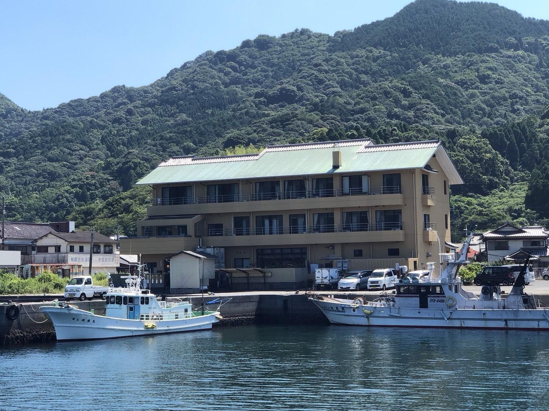 海鮮の宿 まつ浦