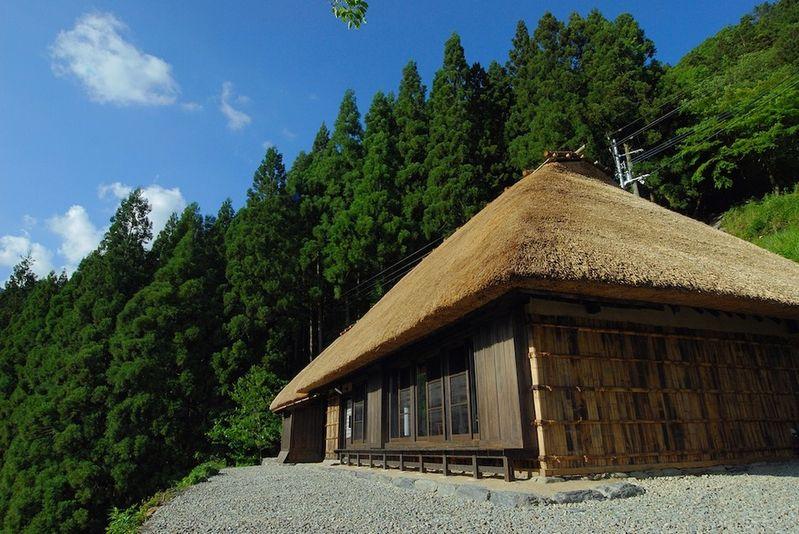 桃源郷 祖谷の山里 image