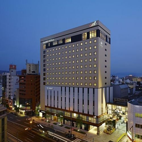 CANDEO HOTELS(カンデオホテルズ)松山大街道 image