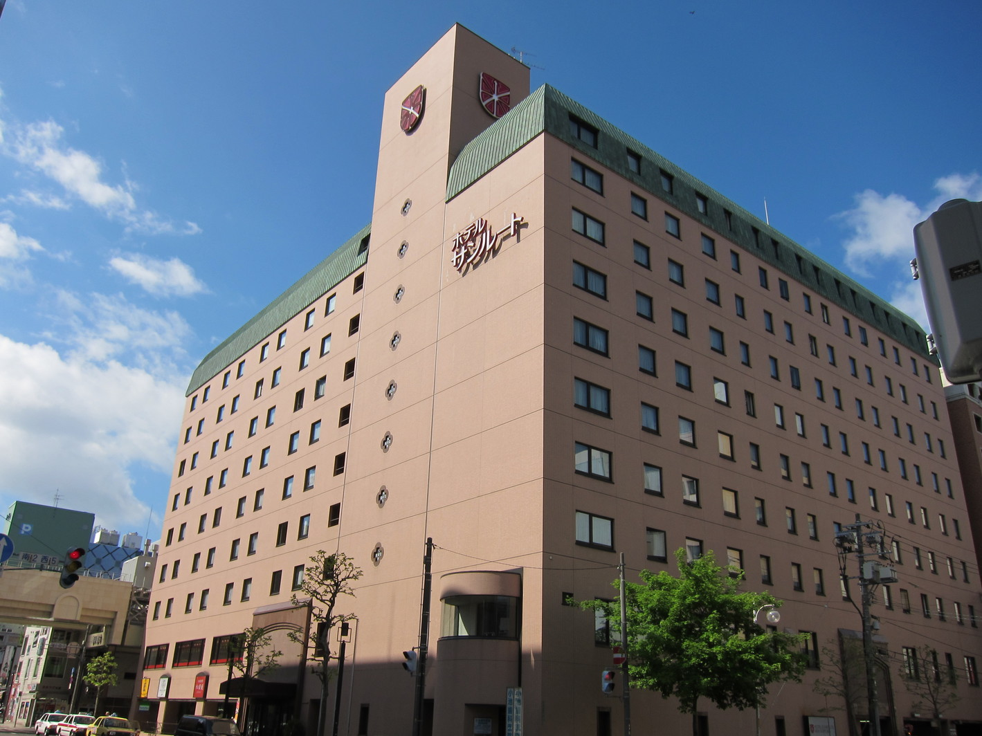 ホテルサンルートニュー札幌