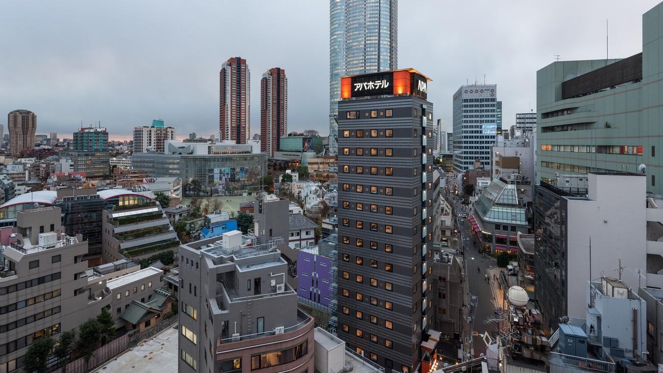 アパホテル<六本木駅前> image