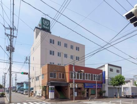 三沢ハイランドホテル(旧 ホテル銀座)
