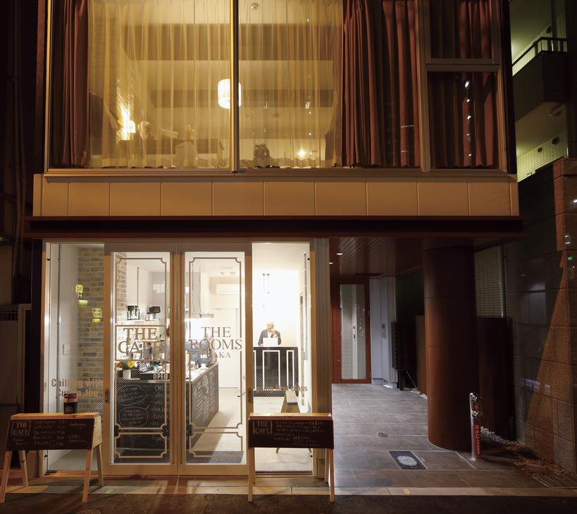 THE ROOMS OSAKA image